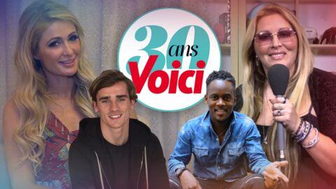 VIDEO Spécial 30 ans – Les stars souhaitent un joyeux anniversaire à Voici