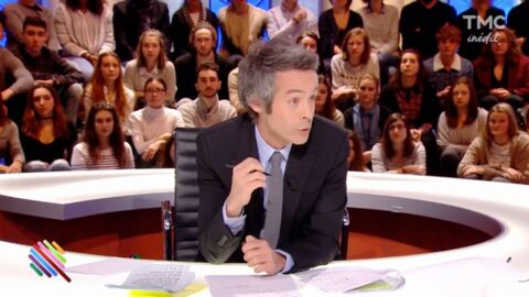 VIDEO Après l'altercation de sa journaliste avec Cyrille Eldin, Yann Barthès balance