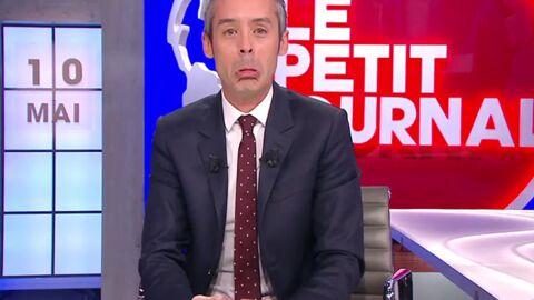 Yann Barthès évoque son départ pour TF1 dans Le Petit Journal (et chambre l'équipe de TPMP)