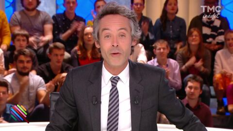 VIDEO Yann Barthès : son message de soutien à la rédaction d'iTélé à la fin de Quotidien