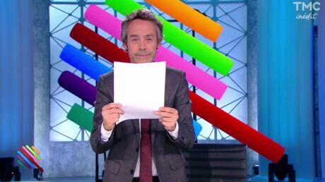 Yann Barthès règle ses comptes avec Cyril Hanouna et Touche pas à mon poste dans Quotidien