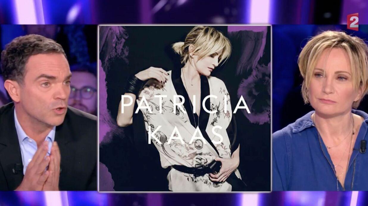 Patricia Kaas malmenée par Yann Moix dans ONPC, elle déplore sa «méchanceté gratuite»