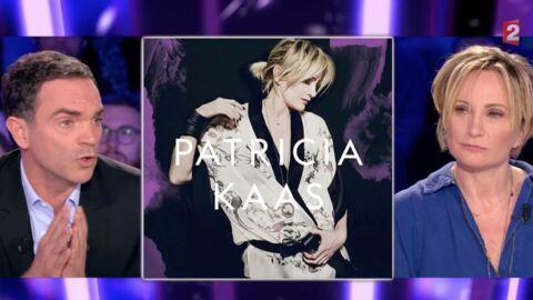 VIDEO Yann Moix tacle très violemment Patricia Kaas