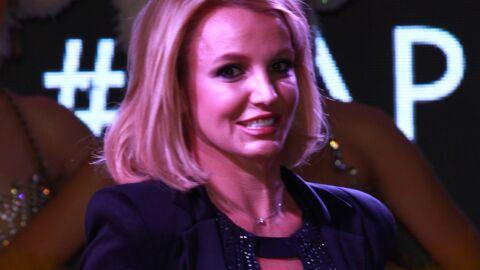 VIDEO Britney Spears s'effondre sur scène, blessée à la cheville