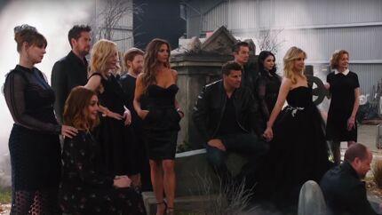 Les acteurs de la série Buffy contre les vampires se retrouvent 20 ans après