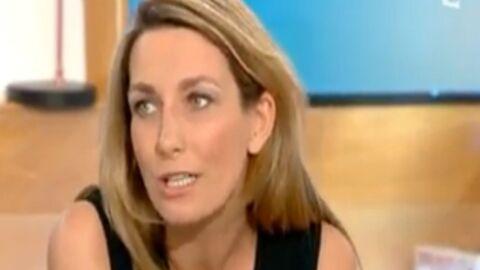 Anne-Claire Coudray s'explique après la polémique sur sa blague sexiste