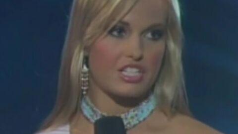 Caitlin Upton: humiliée au concours de Miss Teen USA, elle confie avoir pensé au suicide