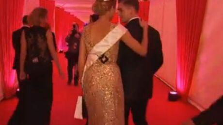 VIDEO Miss France 2015: le visage du petit ami de Camille Cerf dévoilé