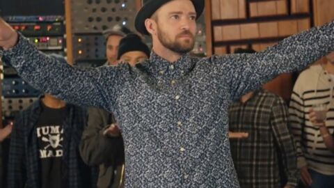 VIDEO Découvrez le nouveau titre de Justin Timberlake, Can't Stop The Feeling
