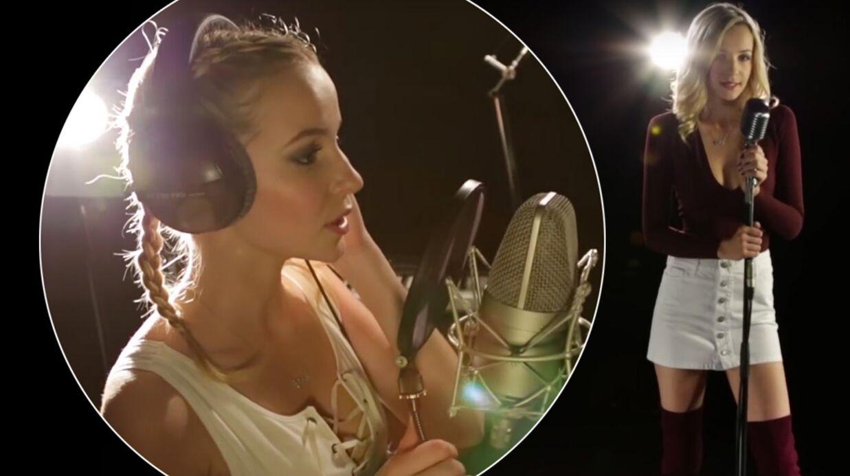 VIDEO Cassandra Foret: la petite sœur de Jade se lance dans la chanson avec une reprise particulière
