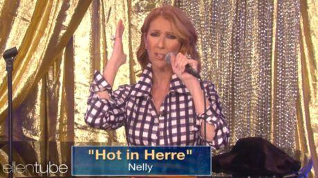 VIDEO Céline Dion réinterprète des titres rap à sa sauce et c'est hyper marrant