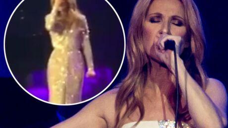 VIDEO Céline Dion craque et fond en larmes sur All By Myself lors de son retour à Las Vegas