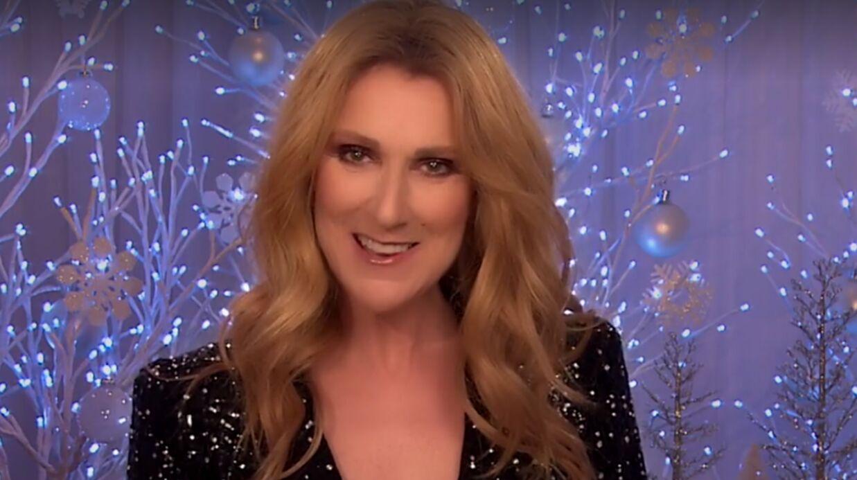 VIDEO Céline Dion envoie un touchant message à ses fans pour les fêtes