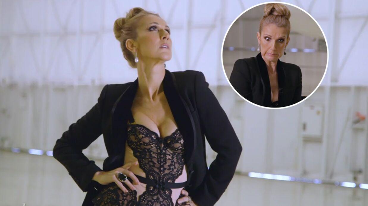 VIDEO Céline Dion sexy et hilarante pour un shooting avec son styliste