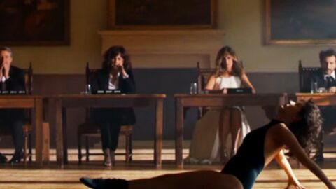 César 2016: VIDEO Florence Foresti reprend Flashdance devant les anciens maîtres de cérémonie