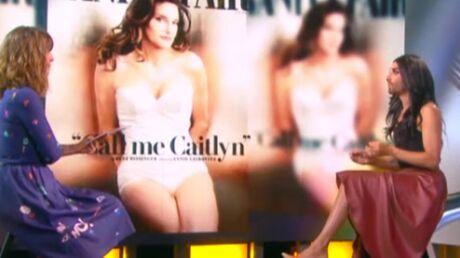 VIDEO Conchita Wurst trouve Caitlyn Jenner «tellement belle»