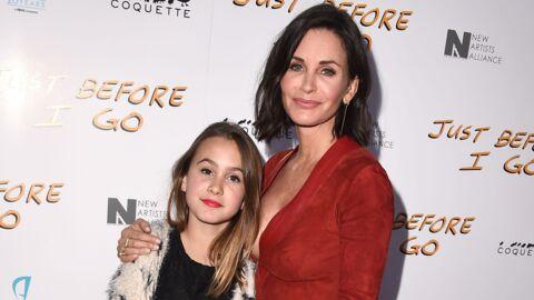 Courteney Cox: à 12 ans, sa fille Coco fait ses premiers pas d'actrice dans un clip