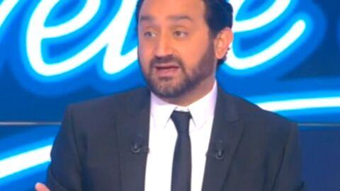 Cyril Hanouna l'avoue: animer Nouvelle Star, ça le «gonflait»