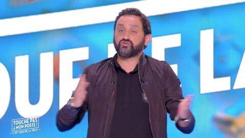 Cyril Hanouna parle de l'absence de Matthieu Delormeau, «échaudé par tout ce qui s'est passé»