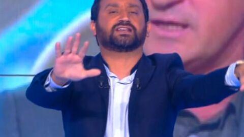 Cyril Hanouna répond aux attaques de Christophe Dechavanne sur Touche pas à mon poste