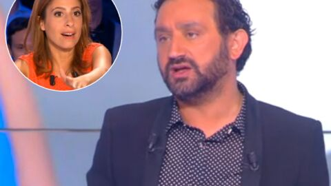 Cyril Hanouna se paie Léa Salamé pour défendre son ami Malik Bentalha