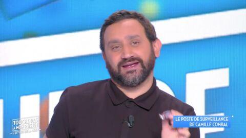 Cyril Hanouna: TPMP privé de pub, l'animateur s'en amuse