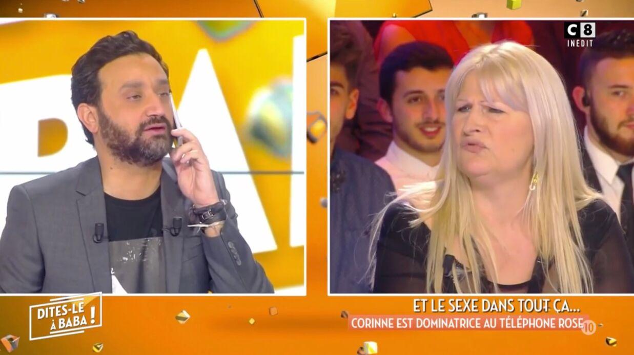 VIDEO Cyril Hanouna: une invitée le traite de «petite s***pe» sur le plateau de Dites-le à Baba