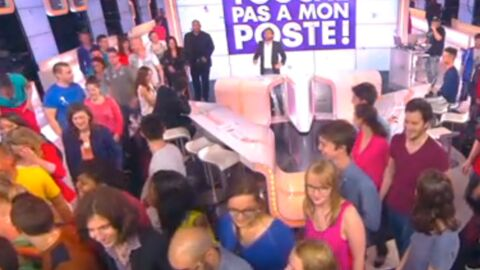 VIDEO Cyril Hanouna vire son public et ses chroniqueurs en plein direct