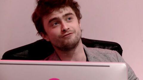 VIDEO Daniel Radcliffe est le pire réceptionniste au monde: une caméra cachée drôle!