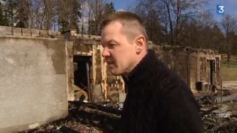 Après l'incendie de sa ferme, Dany (L'amour est dans le pré) appelle à l'aide