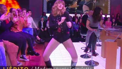 Daphné Bürki: sa danse sexy en mode Beyoncé dans la Nouvelle Edition