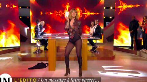 VIDEO Daphné Bürki: sa danse très sexy pour inciter les gens à voter