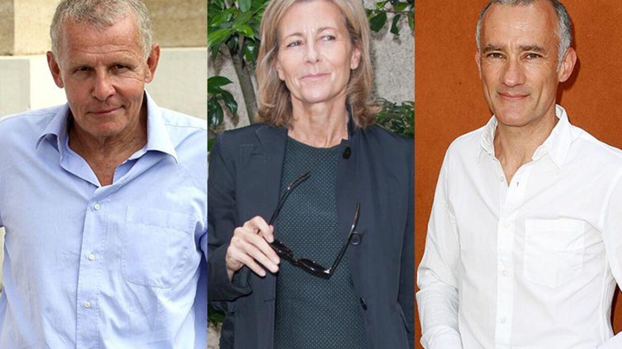 Départ de Claire Chazal: PPDA, Laurence Ferrari, Gilles Bouleau… L'hommage de la profession