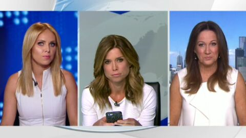 VIDEO Deux journalistes s'écharpent à la télé parce que leurs vêtements sont de la même couleur