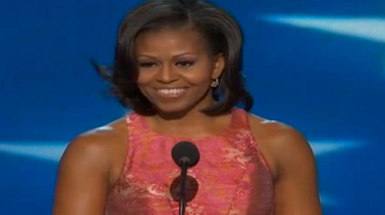 VIDEO Michelle Obama: la first lady adorée de l'Amérique