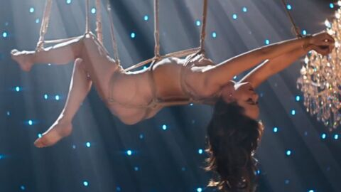 VIDEO Dakota Johnson en mode bondage dans le premier clip de la BO de 50 nuances de Grey