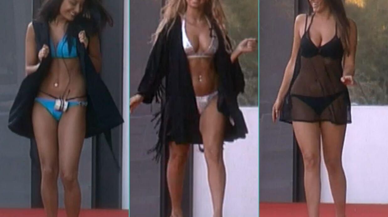 VIDEO Secret Story: ultra sexy en bikinis, les habitantes ont défilé pour l'élection de Miss Secret