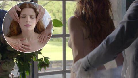 VIDEO Elodie Frégé nue dans une baignoire pour une publicité