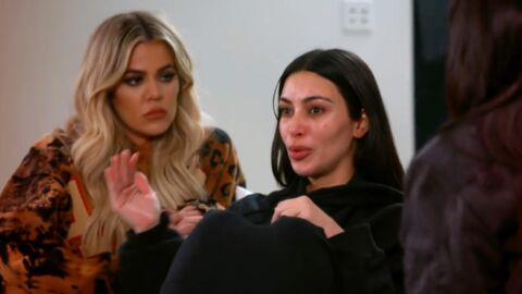 VIDEO En pleurs, Kim Kardashian raconte son agression à Paris