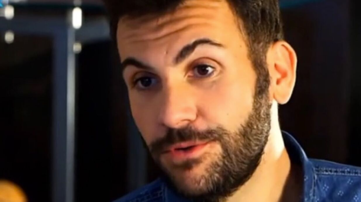 VIDEO Encore amaigri, Laurent Ournac veut vivre la vie qu'il a «toujours eu envie» de vivre