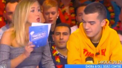 Enora Malagré démonte Christophe Dechavanne: «Il est terminé, place aux jeunes»