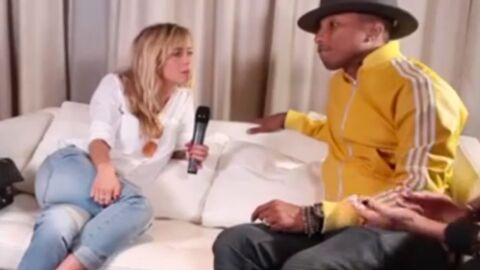 Pharrell Williams tacle Enora Malagré suite à son étrange interview