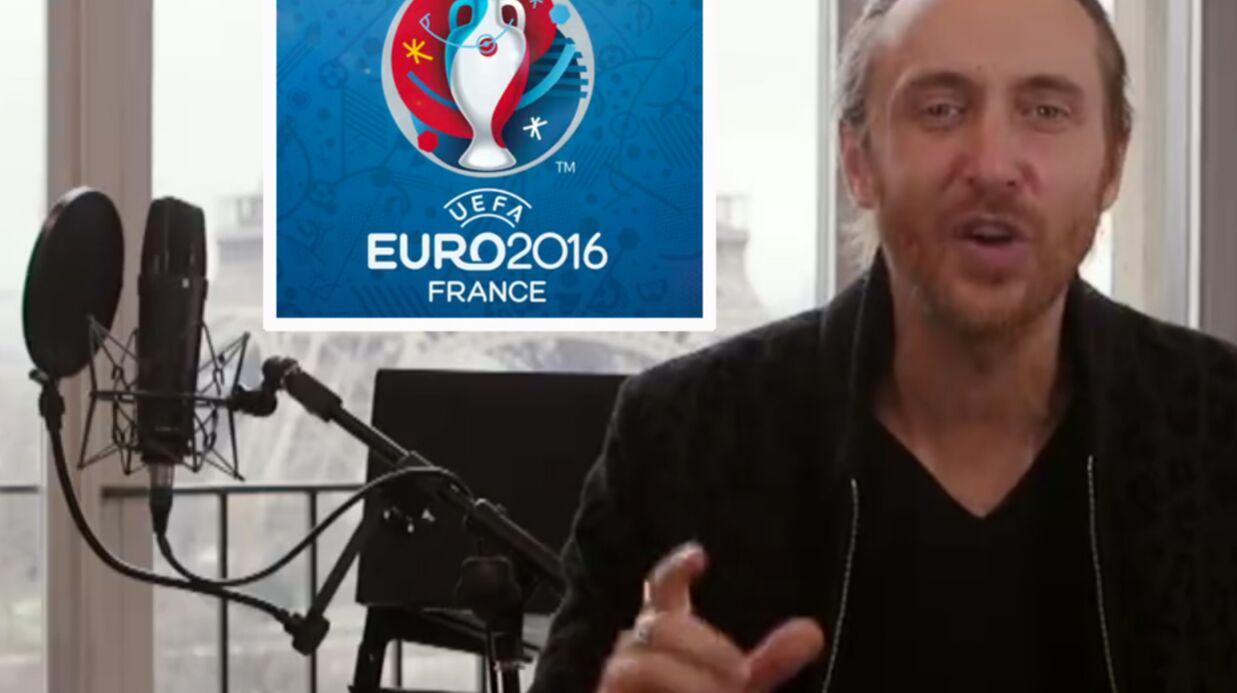 VIDEO David Guetta dévoile un extrait de This one's for you, l'hymne de l'Euro 2016