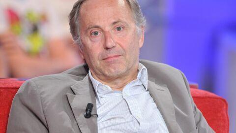Blessé, Fabrice Luchini n'ira «plus jamais» sur le plateau de C à vous