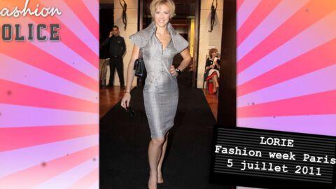 Fashion Police #2: Sonia Rolland cartonne, Lorie se plante (grave)