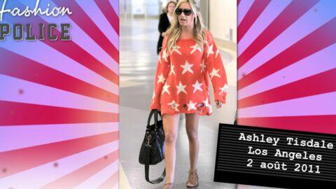 Fashion Police #6: Ashley Tisdale et Mischa Barton au piquet