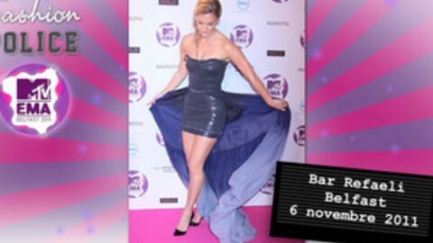 VIDEO Fashion Police #20: MTV EMA 2011