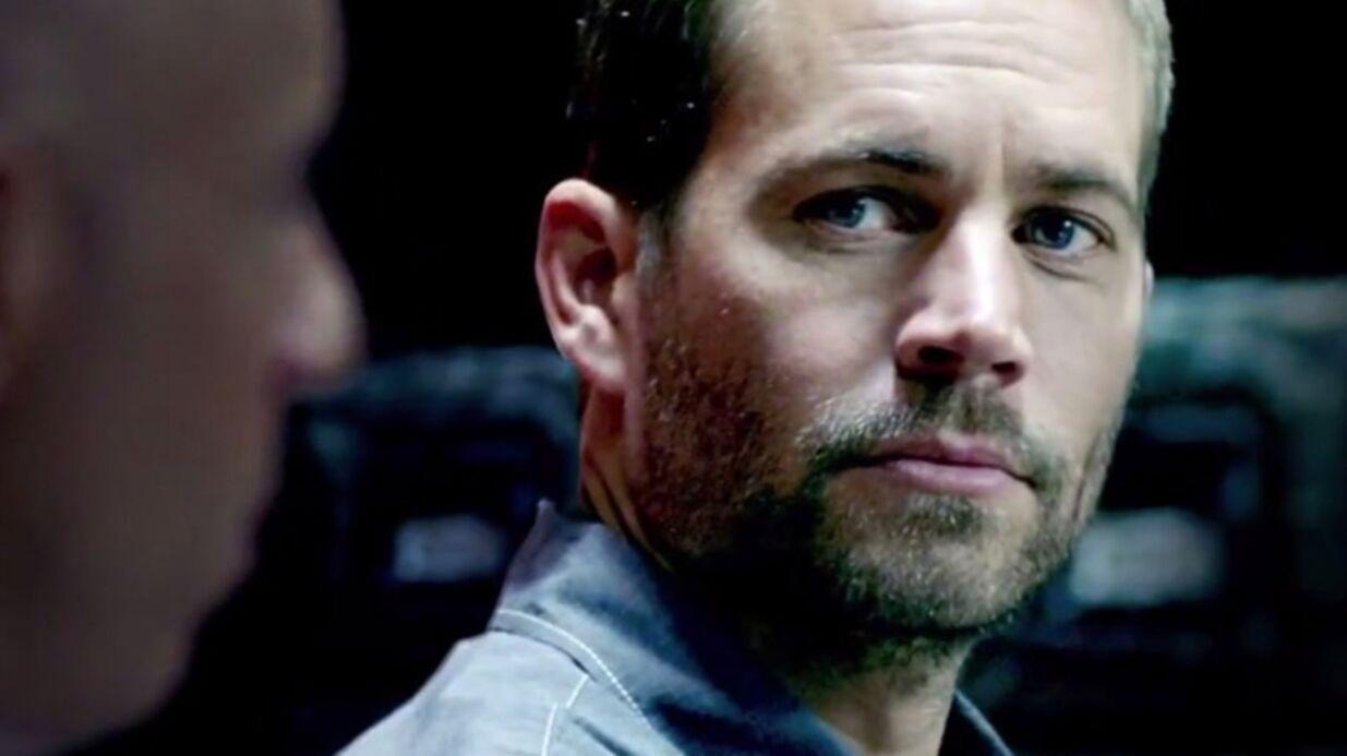 VIDEO Fast and Furious 7: Le premier teaser officiel honore Paul Walker