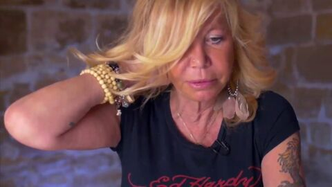 VIDEO Fiona Gélin évoque ses addictions à la drogue et à l'alcool
