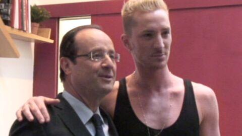 VIDEO François Hollande rencontre «hot» avec William Carnimolla